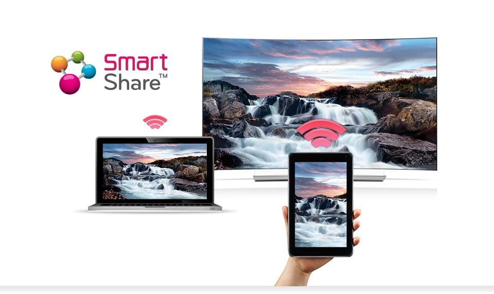 How to screen share on a lg smart television youtube.