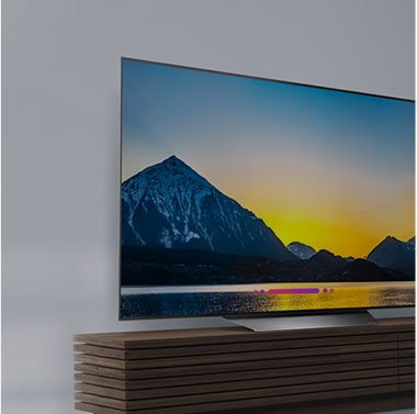 LG OLED B8 - a7 Intelligent Processor Head-turning Slim Design
