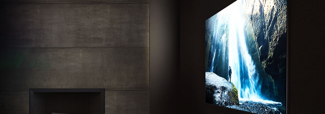 Perfect Black. Intense Color. - Every LG OLED TV AI ThinQ® has 8.3M self-lighting pixels that can power off completely to achieve deepest, richest possible black levels. This provides the ideal canvas for its vast palette of a billion rich colors, delivering a stunning picture once found only in the finest cinemas.
