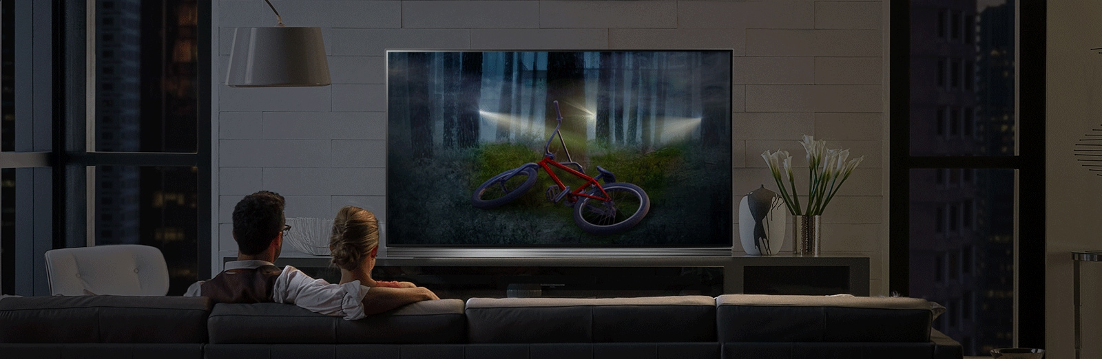 OLED TV Discover LG s Curved & Flat OLED TVs