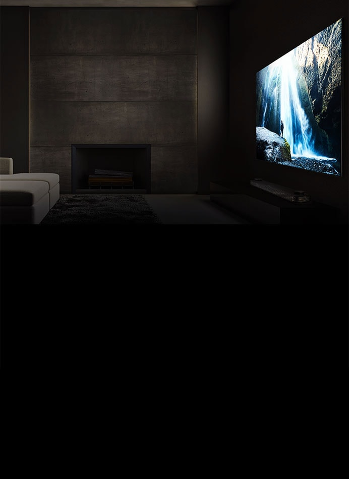A Cinema Feel. Experienced at Home with Dolby