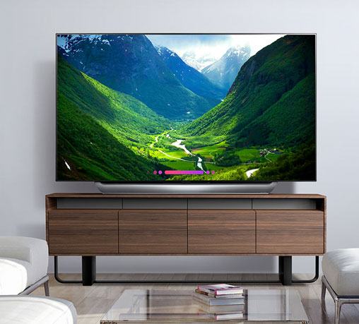 LG OLED C8 - ULTRA-PREMIUM LG OLED TV WITH UNSURPASSED PICTURE QUALITY