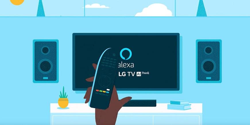 LG Smart Entertainment: Smart TVs, Speakers & Projectors