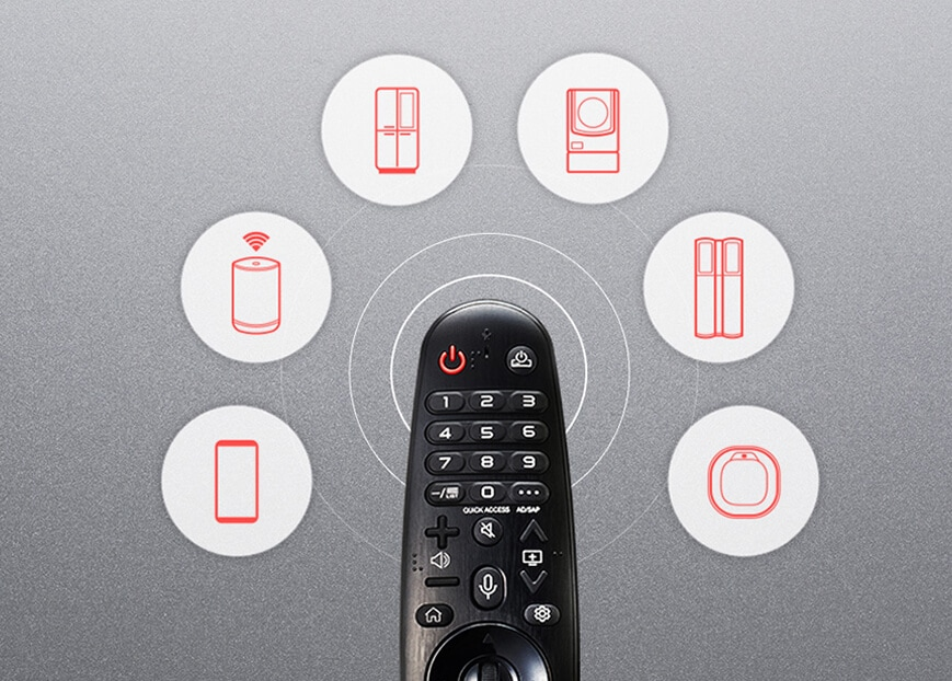 how to connect remote speakers to lg tv