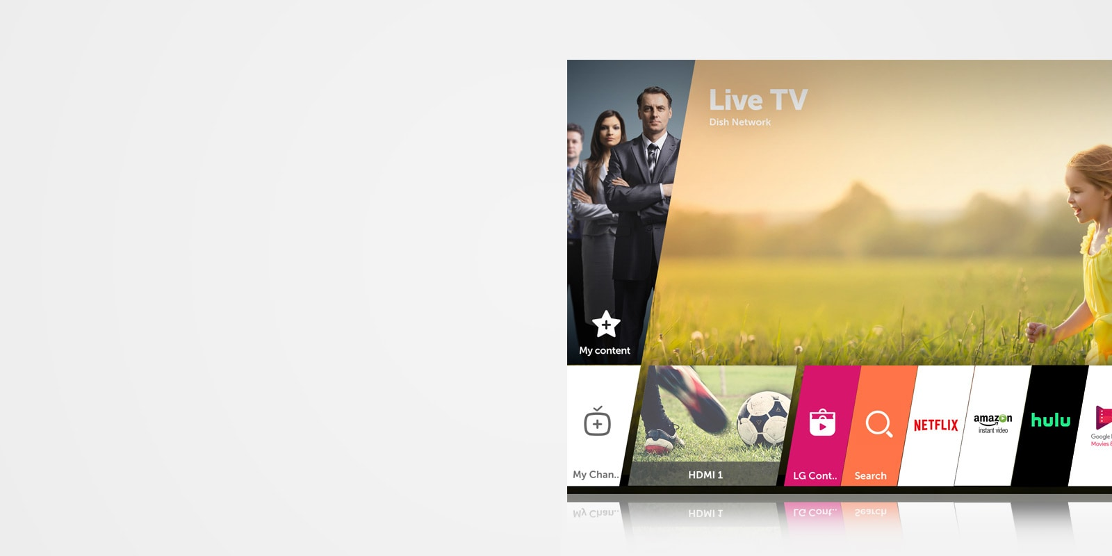 LG Smart TV with webOS Features | LG USA