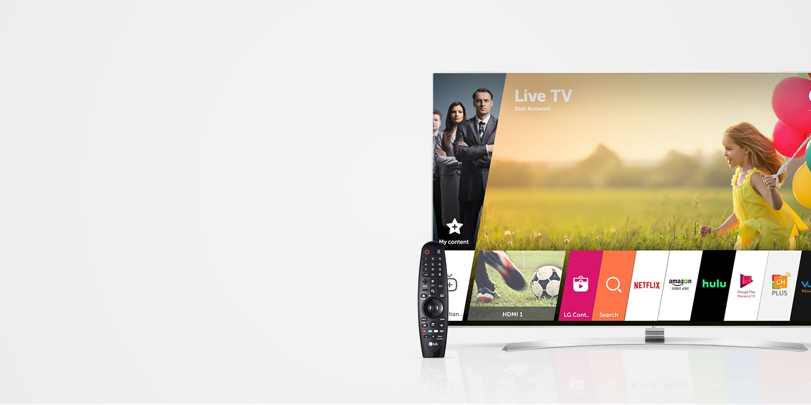 lg smart tv connections wi fi miracast bluetooth more lg usa. Black Bedroom Furniture Sets. Home Design Ideas