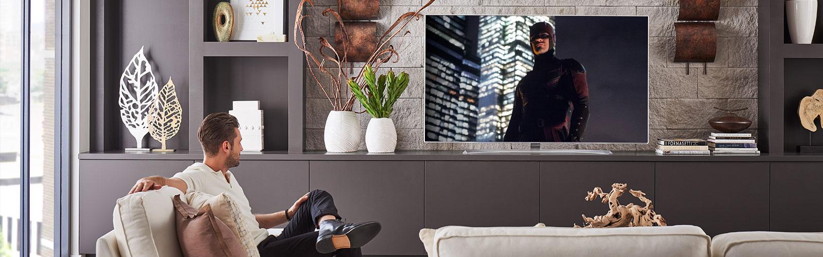 LG Smart TV Apps: Netflix, Amazon Video, Hulu & More | LG USA