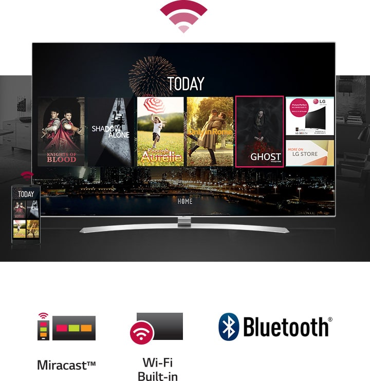 lg smart tvs enjoy apps video steaming more lg usa. Black Bedroom Furniture Sets. Home Design Ideas