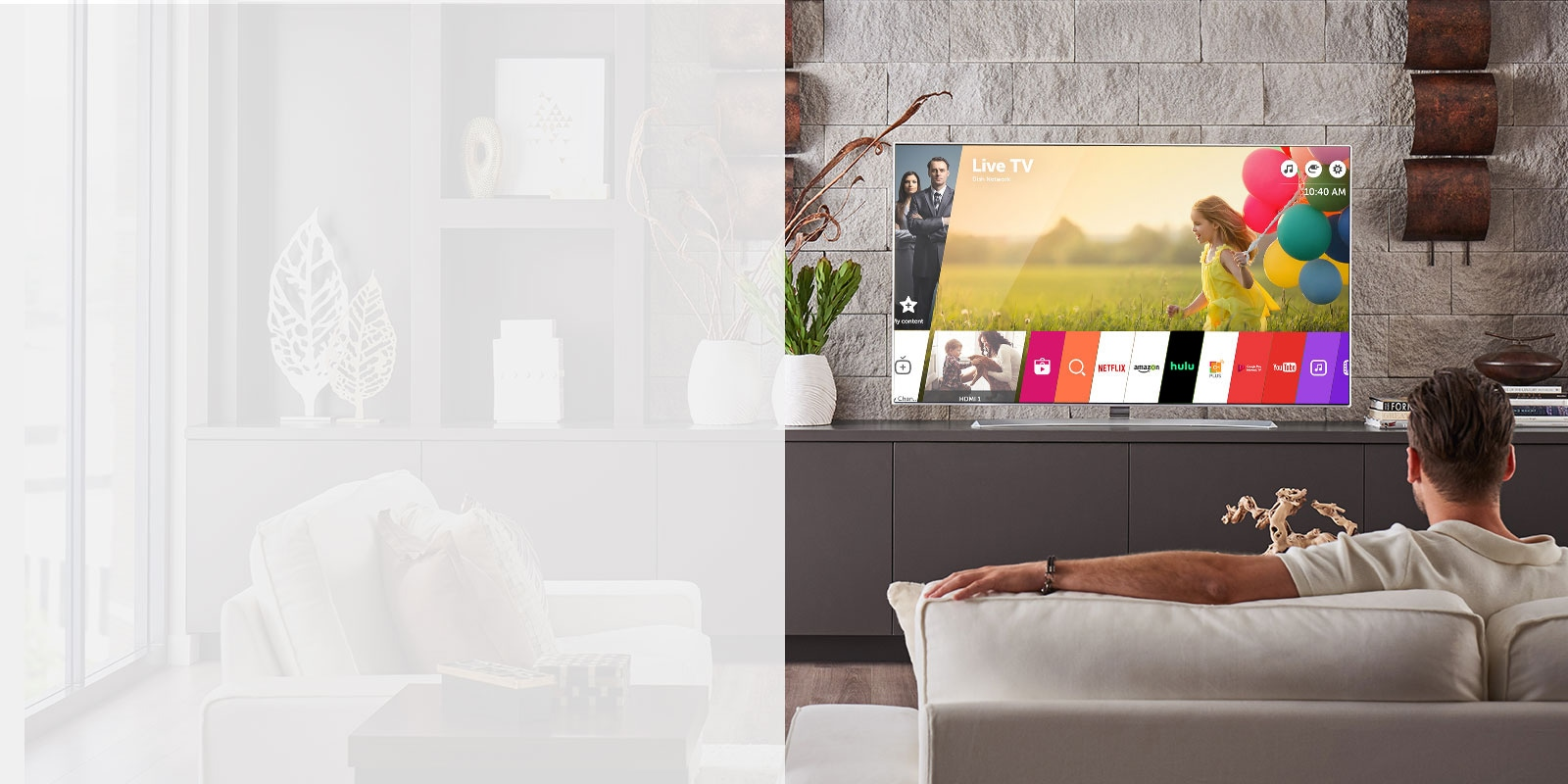 LG Smart TV w/ webOS: A World of Content | LG USA