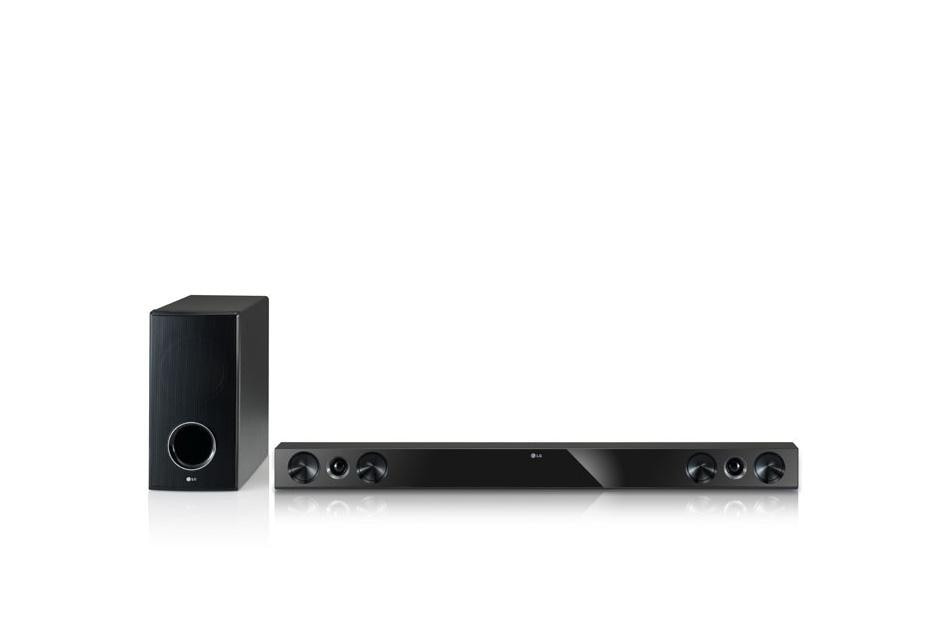 Nb3520a Sound Bar Audio System With Wireless Subwoofer