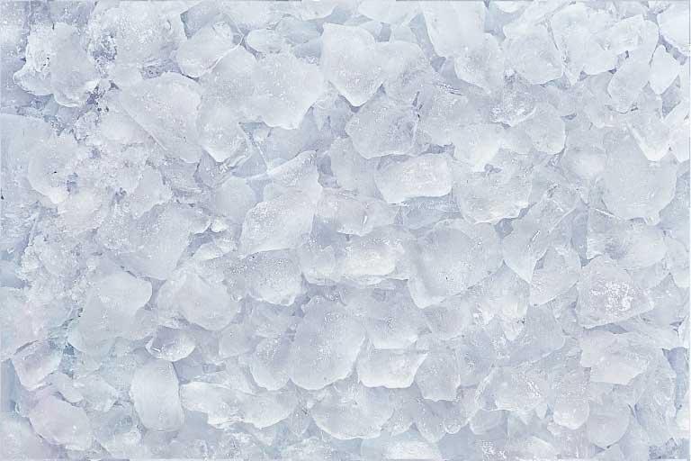 Bite-sized Crushed Ice1