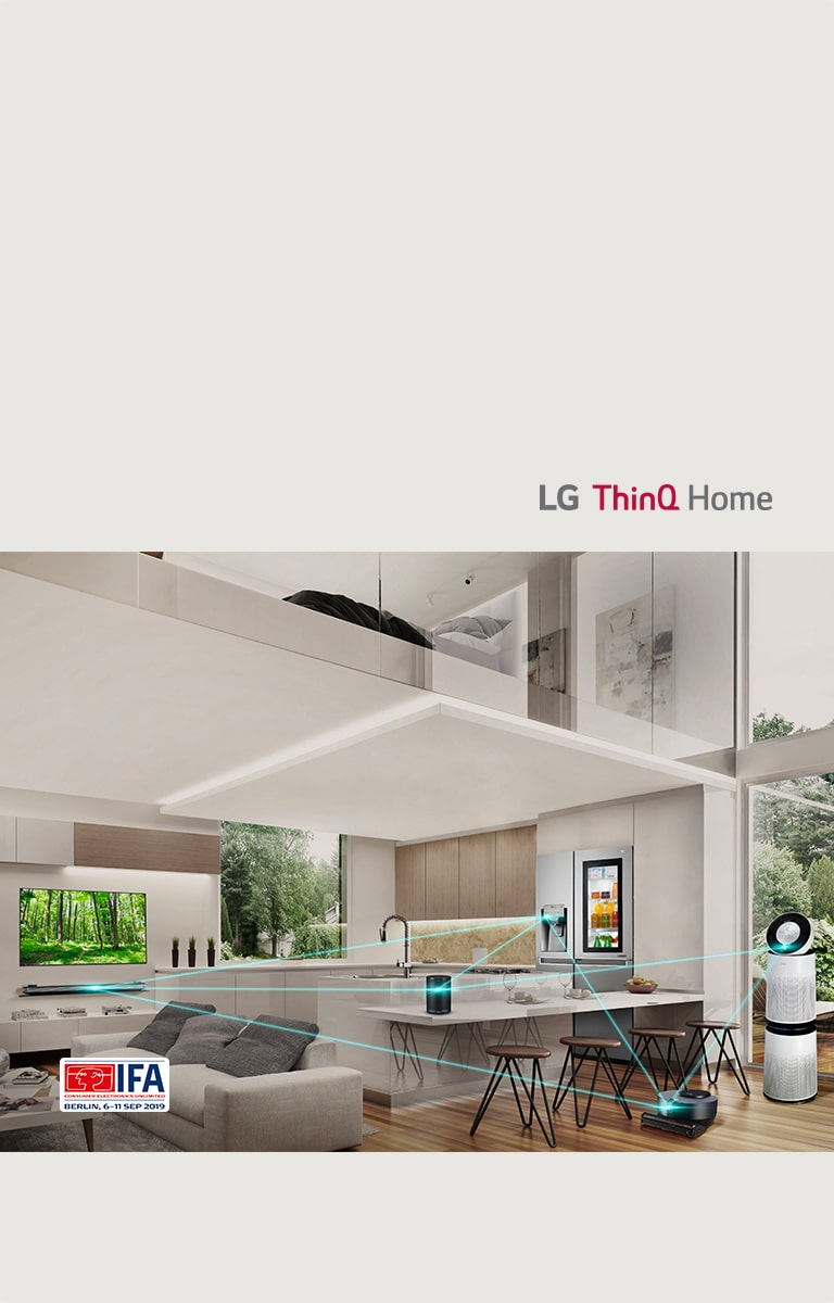 LG: Mobile Devices, Home Entertainment & Appliances | LG USA