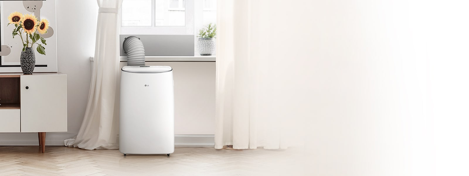 LG Portable Air Conditioner Units: Keep Cool | LG USA