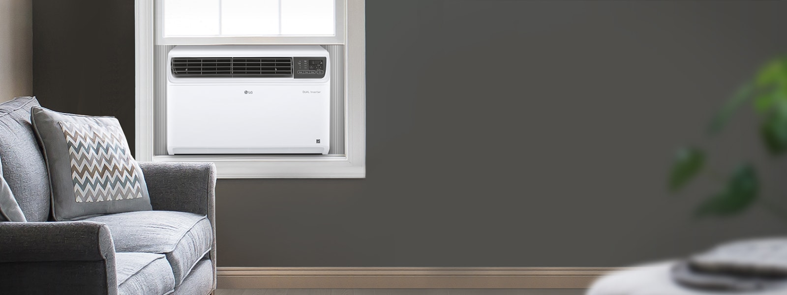 LG Window Air Conditioners: Efficient Cooling Performance