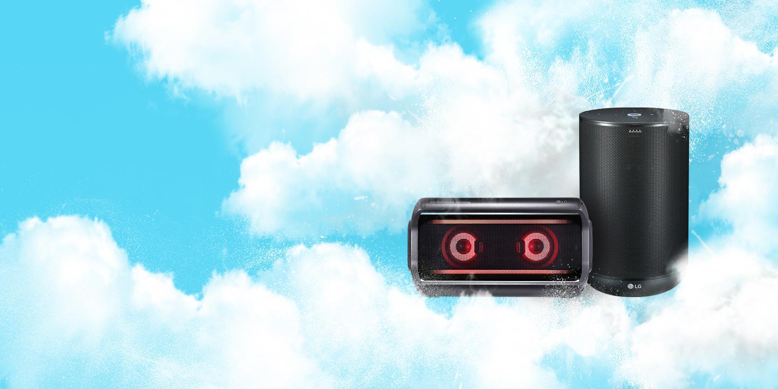 LG Home Audio: Single- & Multi-Speaker Systems | LG USA