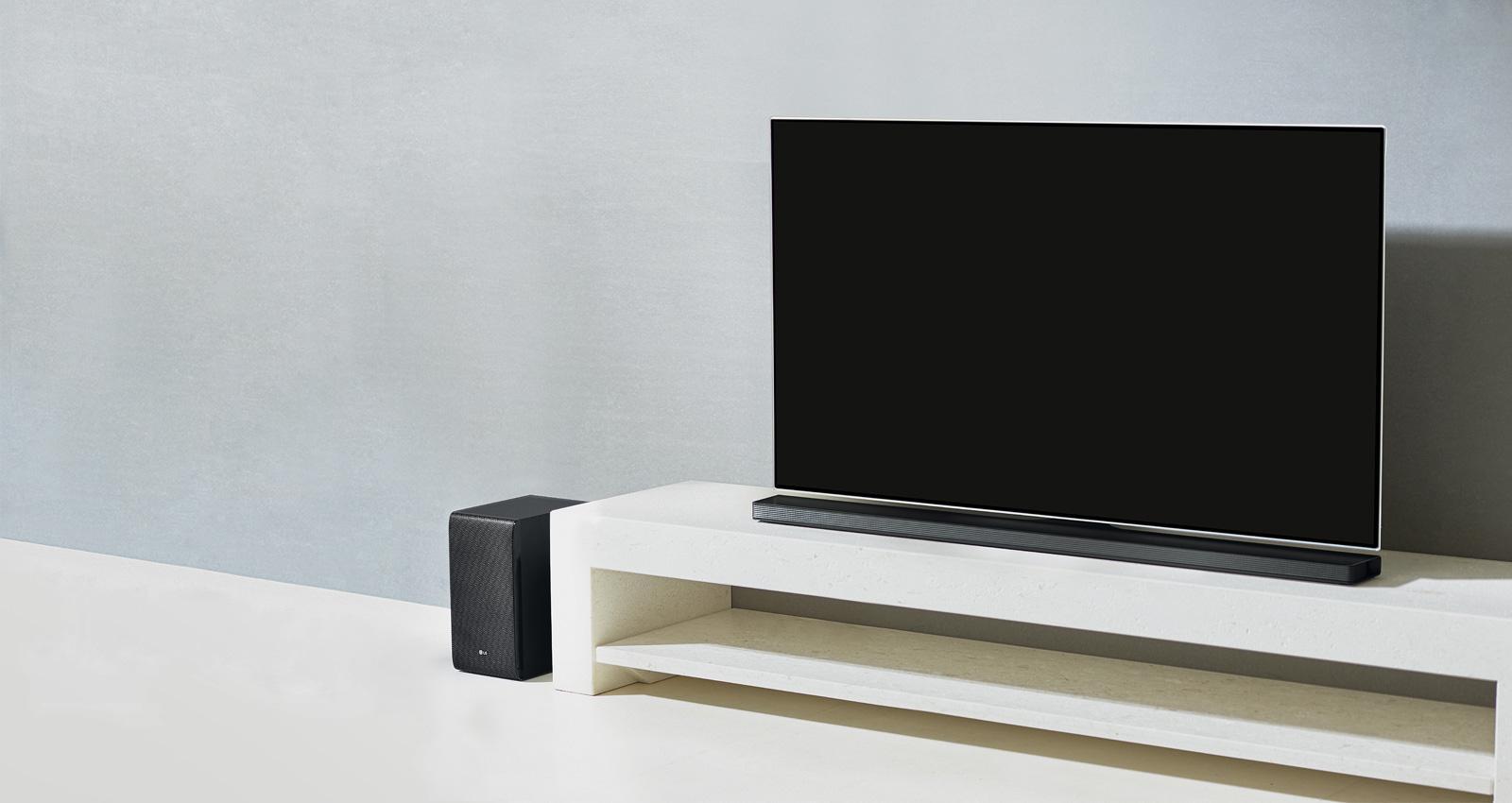 Lg Sj8 Save Up To 200 00 On The Lg Sj8 Today Lg Usa # Modeles De Table De Television