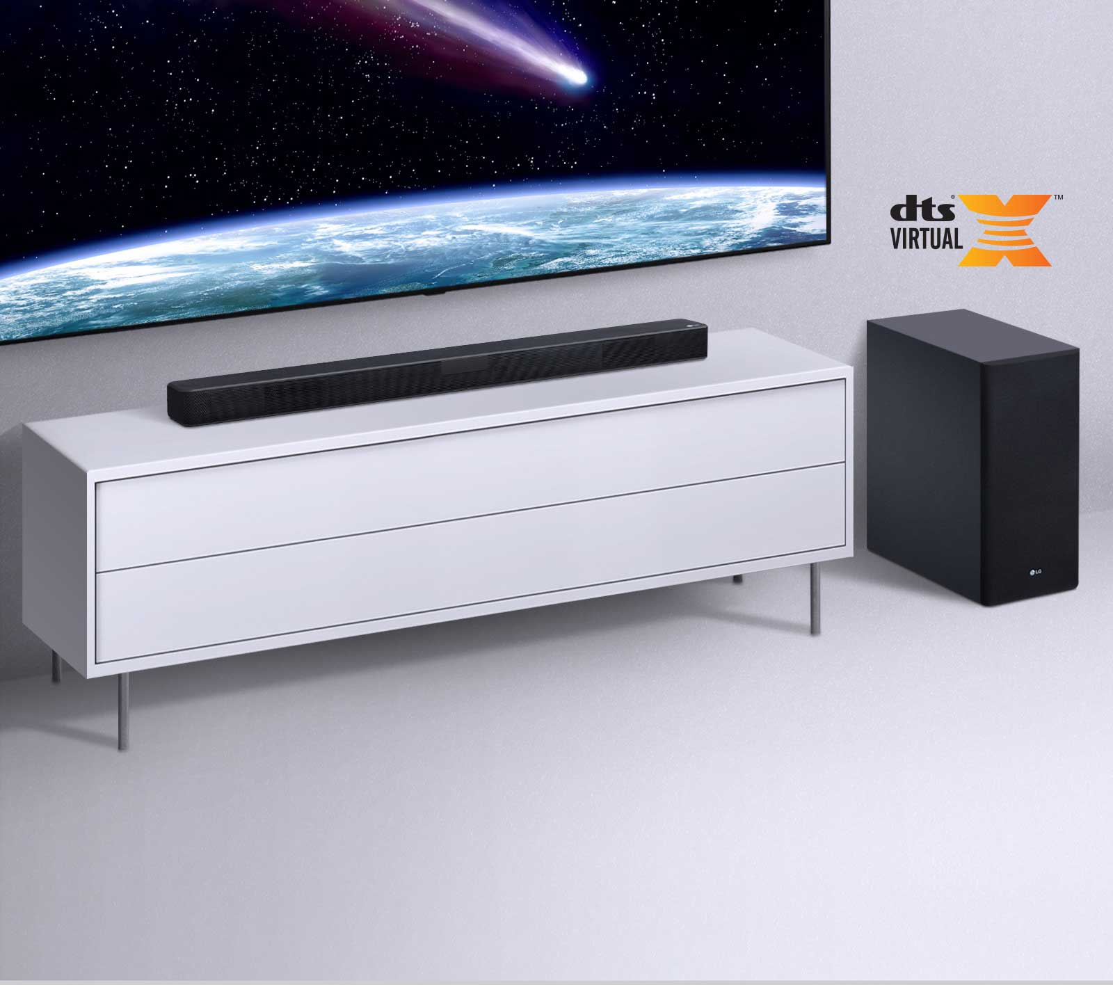 A Powerful Sound Bar Experience1