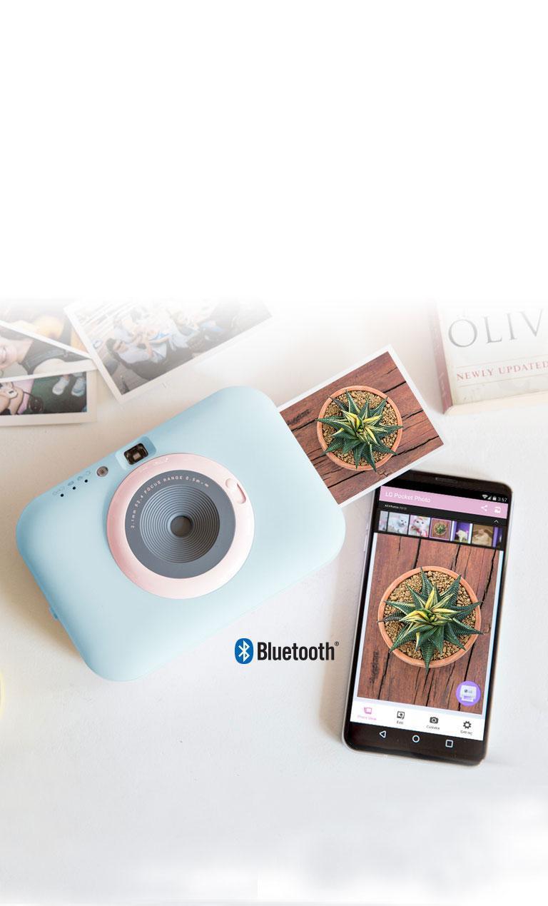 Pocket Photo Snap Instant Camera