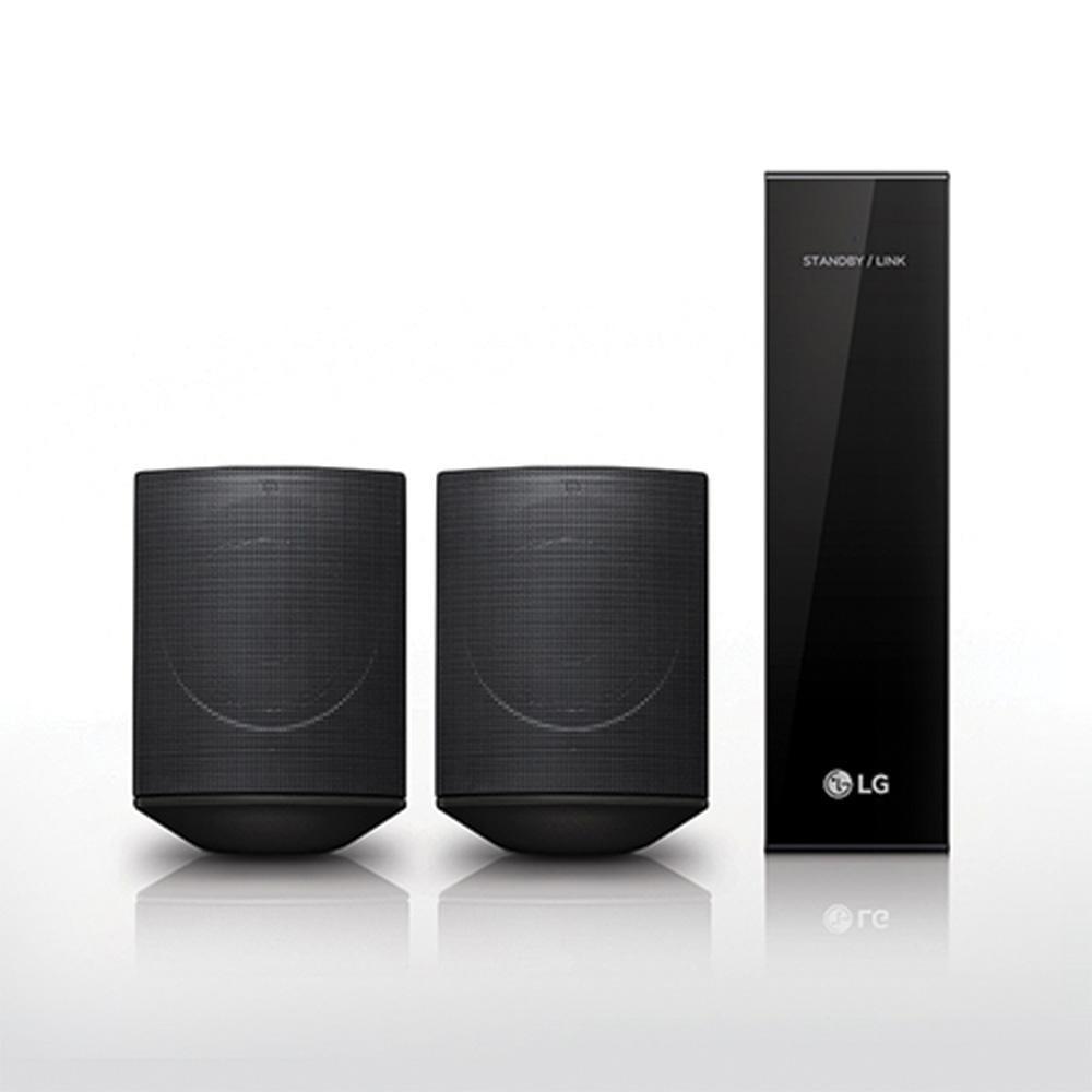 LG SPJ4-S: 2.0 ch Sound Bar Wireless Rear Speaker Kit | LG USA