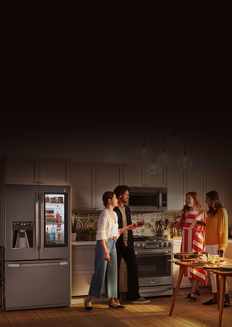 Meet the LG STUDIO Kitchen2