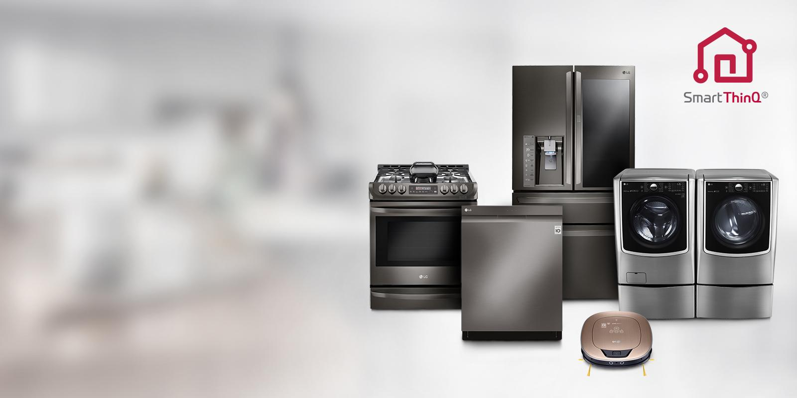 LG Appliances: Compare Kitchen & Home Appliances | LG USA