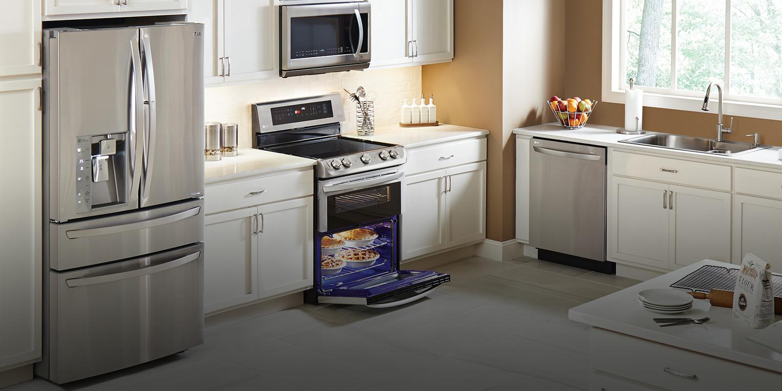Uncategorized Appliances For The Kitchen lg appliances compare kitchen home usa bring the cutting edge back to kitchen