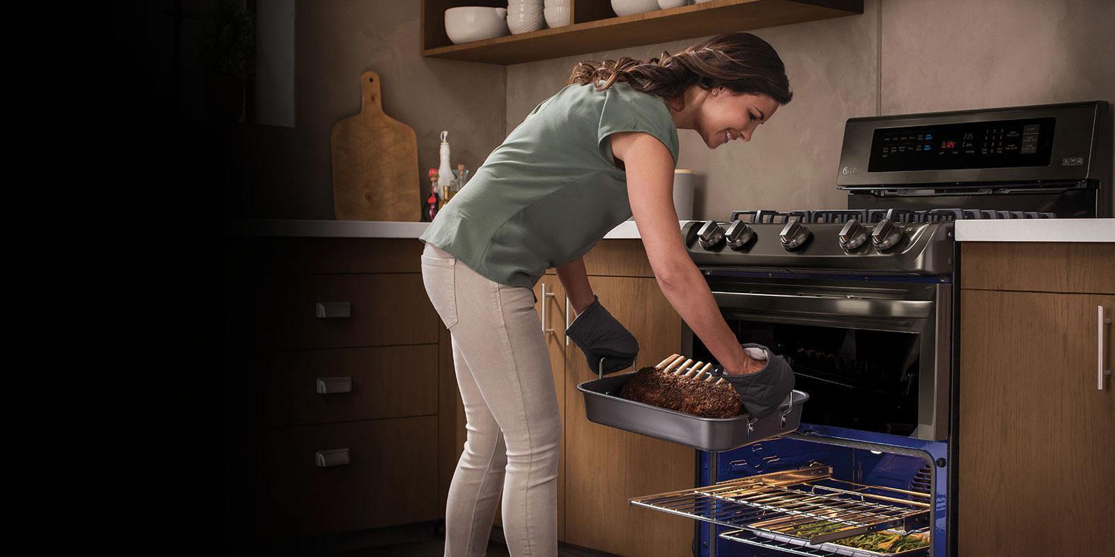 Lg Cooktops Modern Design Cooking Precision Lg Usa
