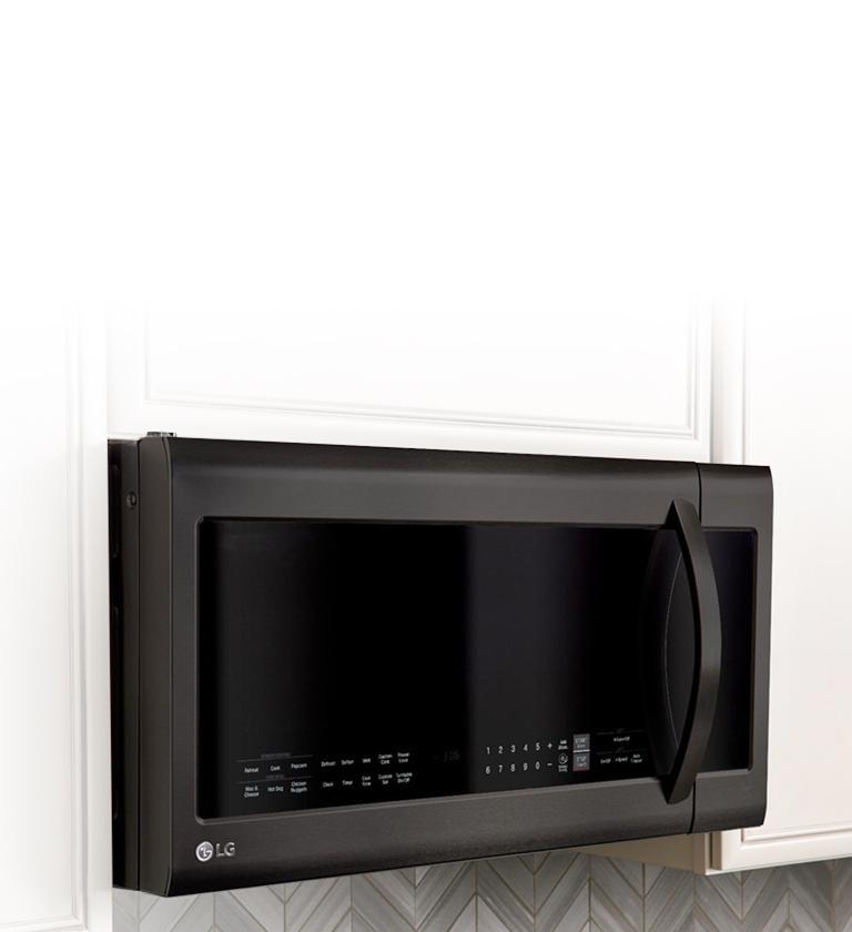 Lg Microwave Not Heating Problem: LG LMVM2033BM: Matte Black Stainless Steel 2.0 Cu. Ft