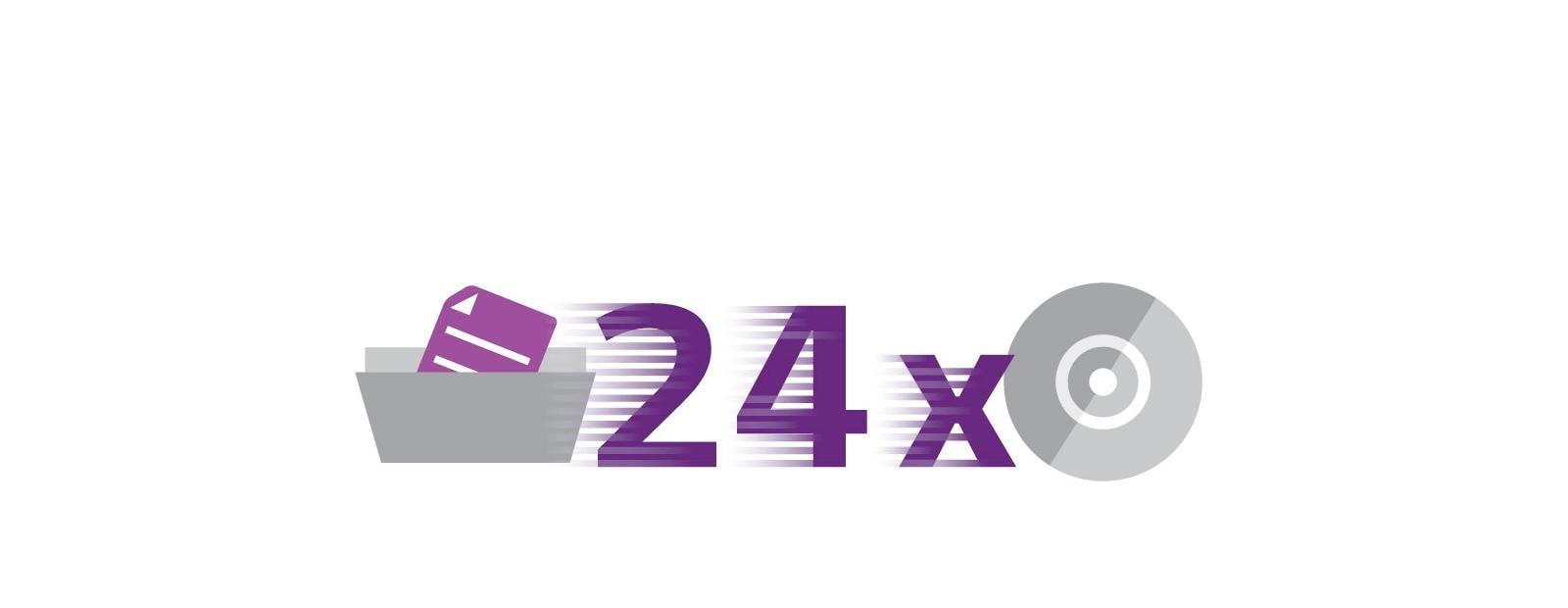 24x-Writing-Speed