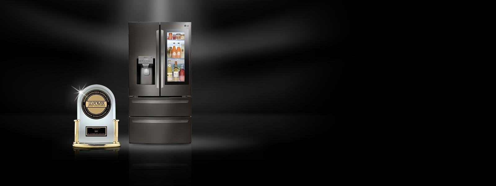 LG French Door Refrigerators: Smart InstaView, 3 & 4 Doors