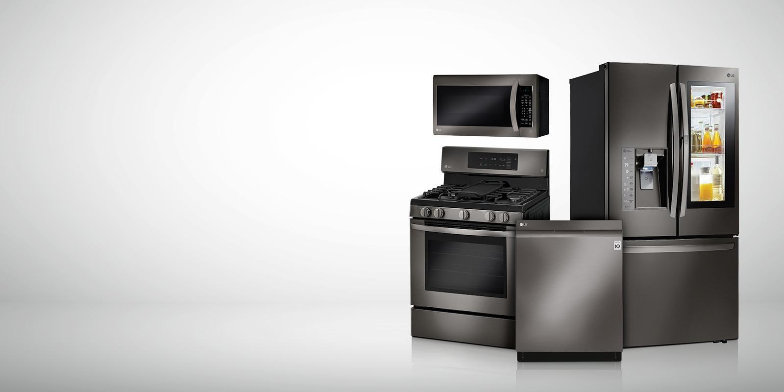 Lg Appliances Compare Kitchen Amp Home Appliances Lg Usa