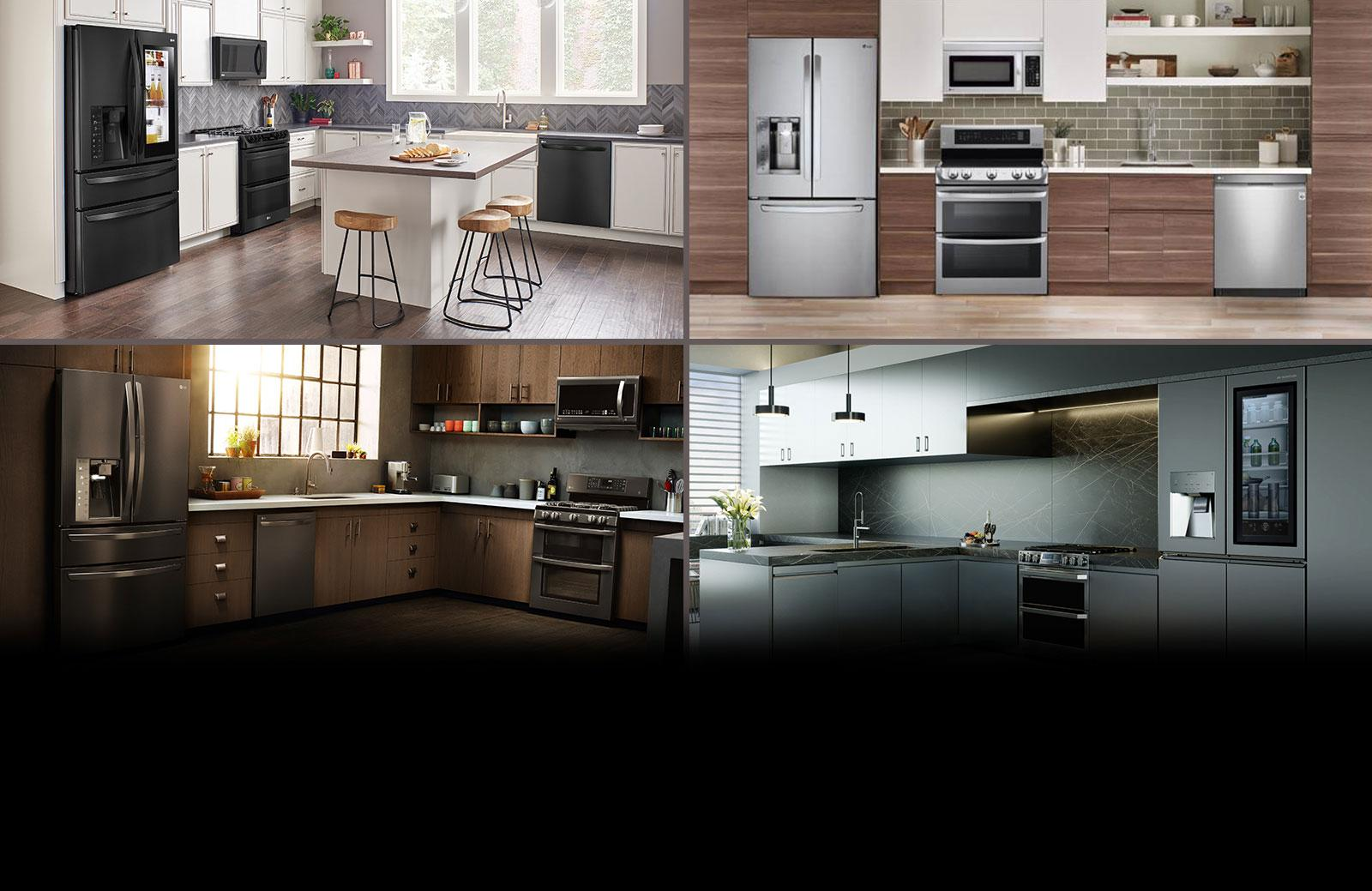 Shop LG Kitchen Finishes