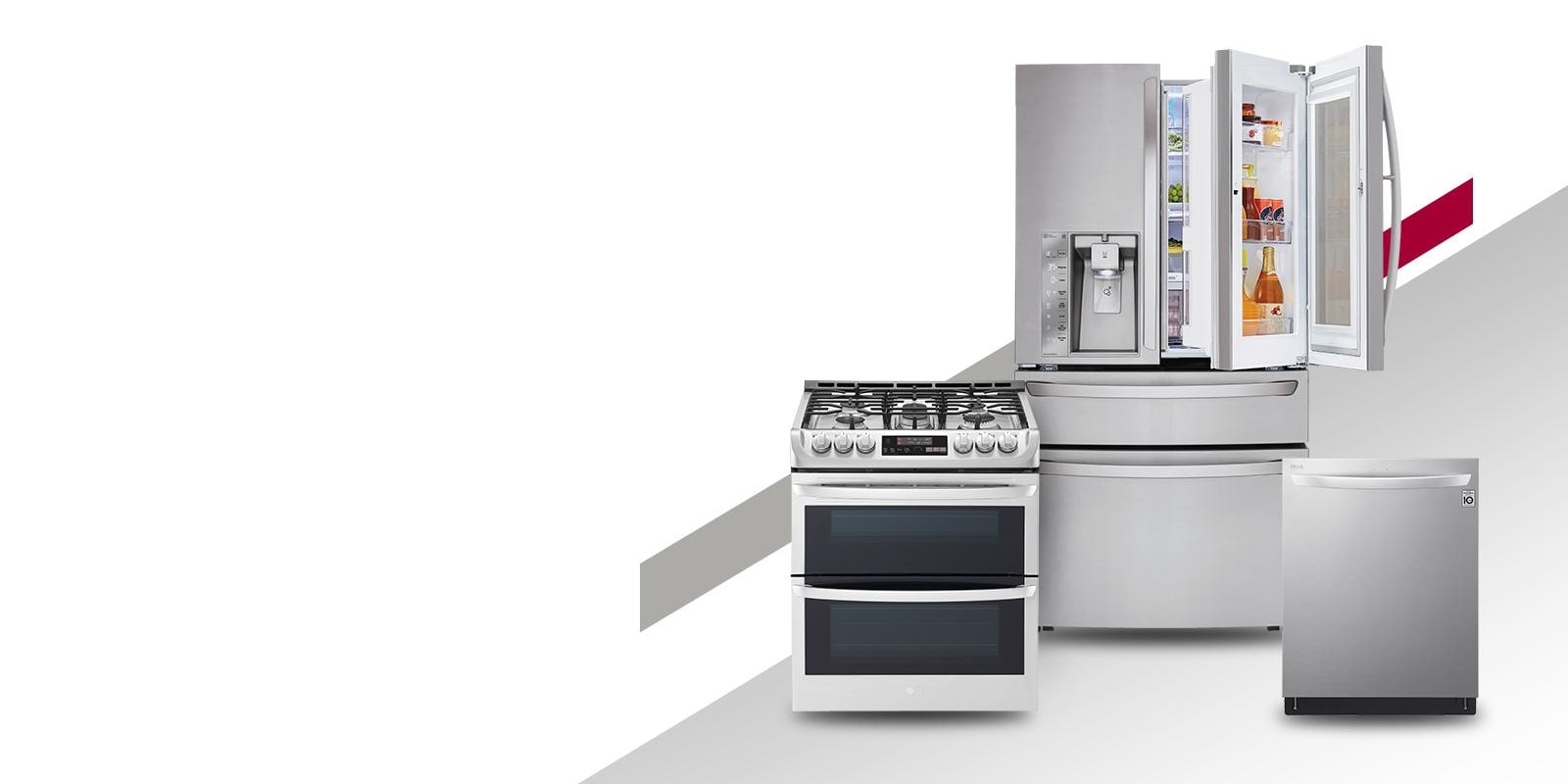 Lg Kitchen Ranges Ovens Cook With Precision Lg Usa