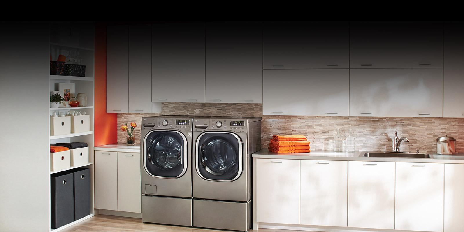 Lg Laundry Accessories