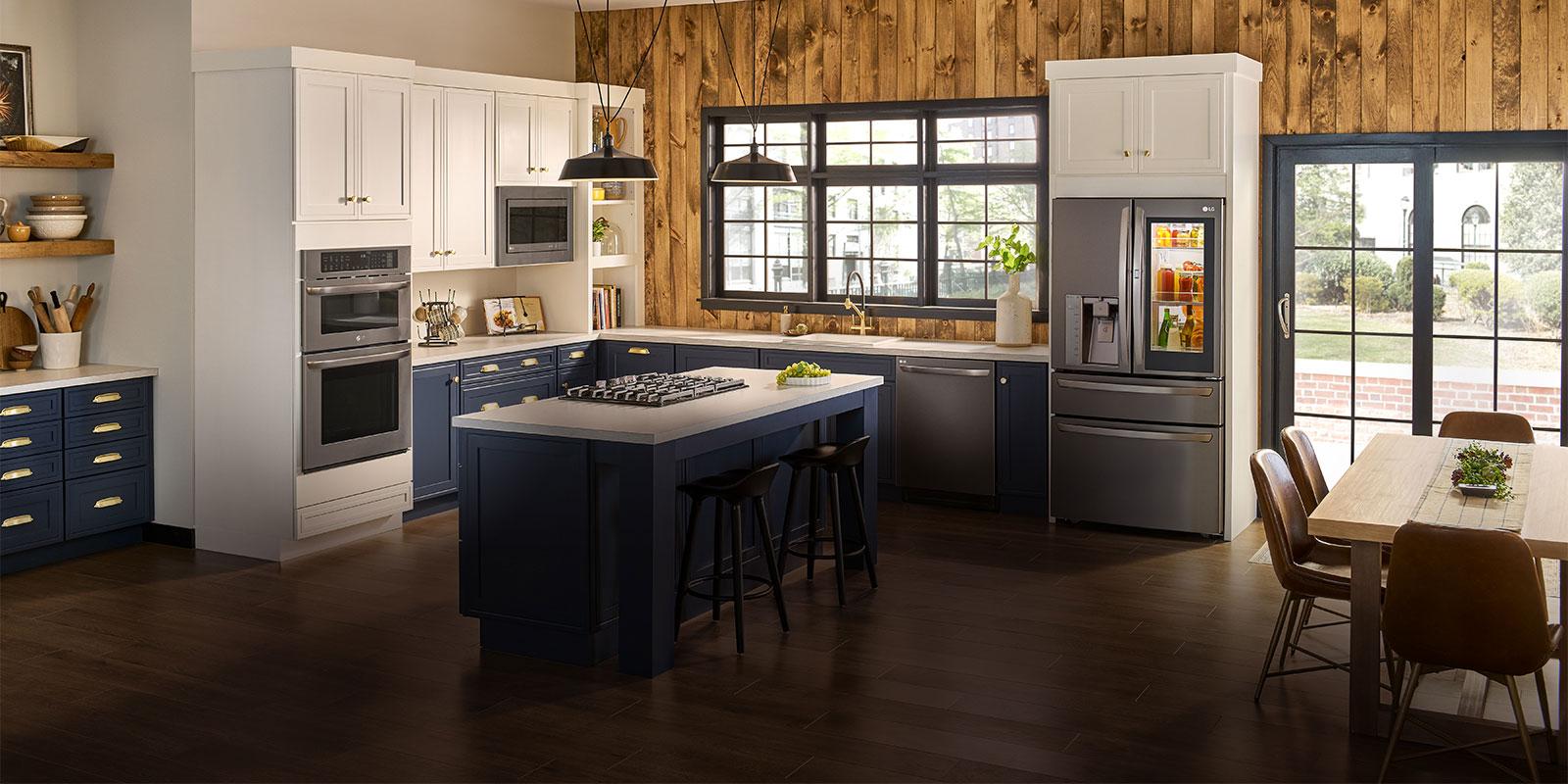A fresh start in the kitchen image of a luxury kitchen