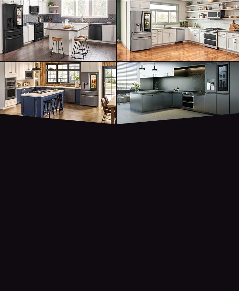 Lg Kitchen Appliances: LG Kitchen Appliances: Discover LG Cooking Appliances