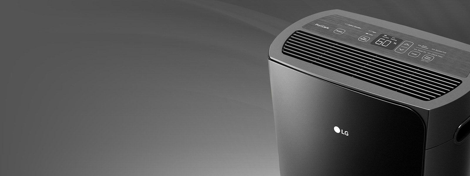 LG Dehumidifiers: Energy Efficient with Intelligent Features