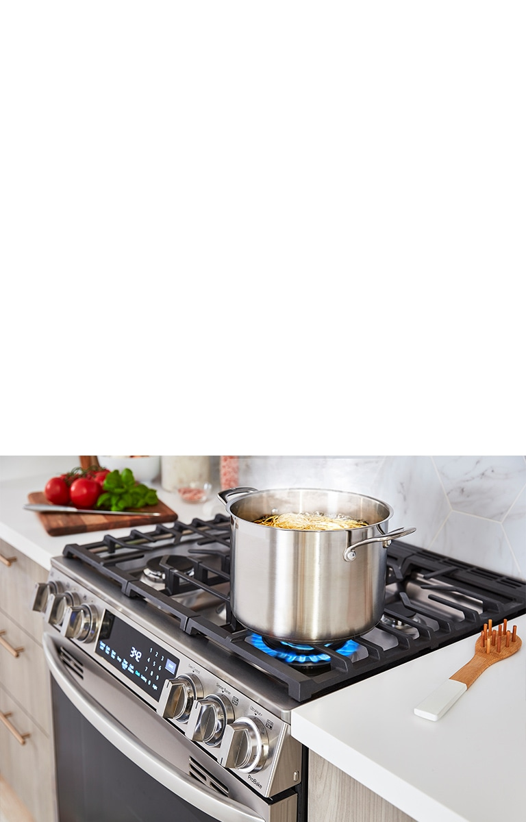 Get LG's Fastest Boiling Burner and Get Dinner Done2