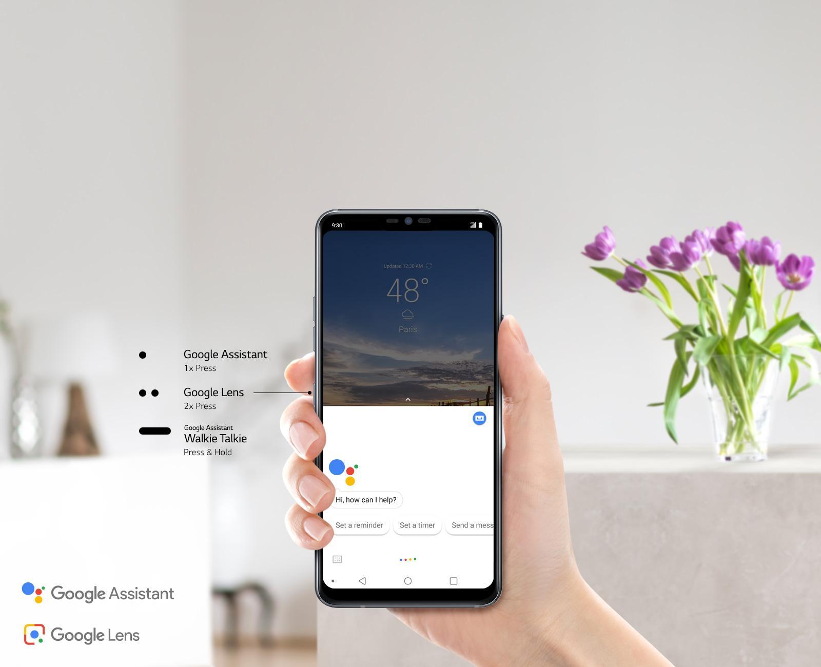 LG G7 ThinQ™ | Google Fi