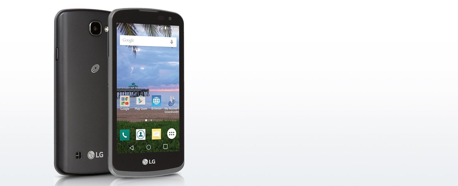 LG Rebel LTE (GSM) TracFone Smartphone (L43AL) | LG USA