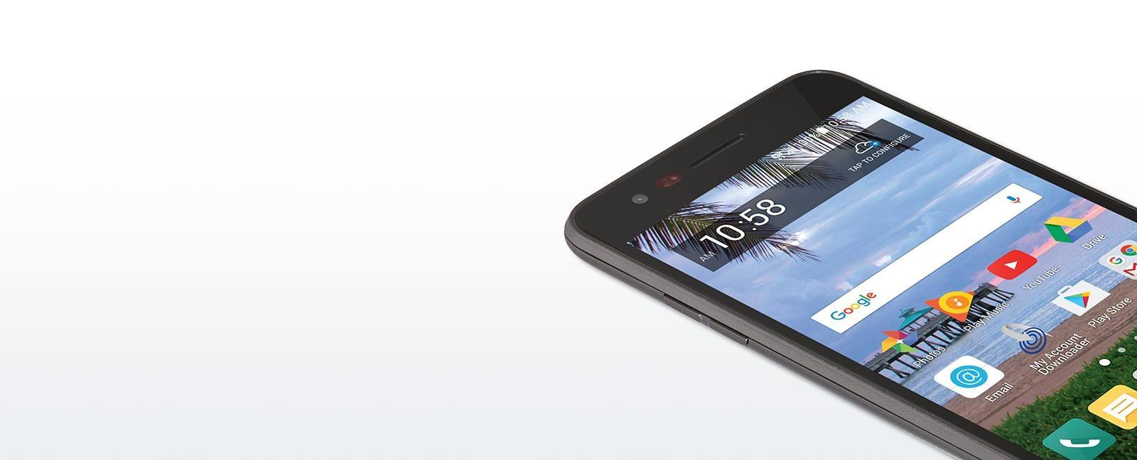 LG Rebel™ 2 LTE (CDMA) | TracFone