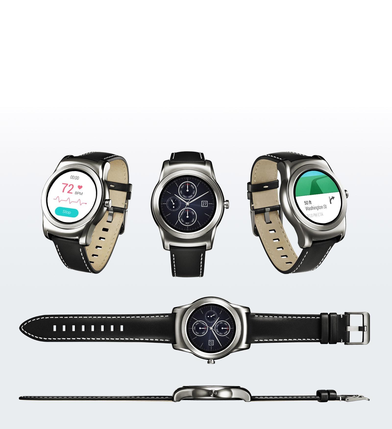 lg smartwatch urbane w150