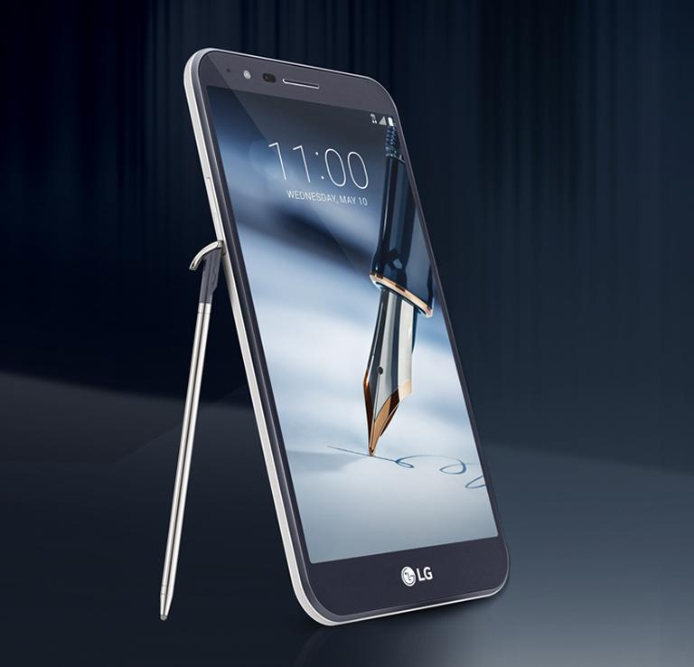 LG Stylo™ 3 Plus Titan | Metro by T-Mobile