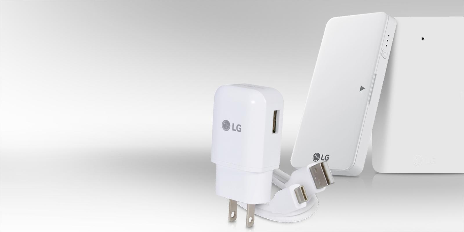 Genuine LG Cradles & Chargers