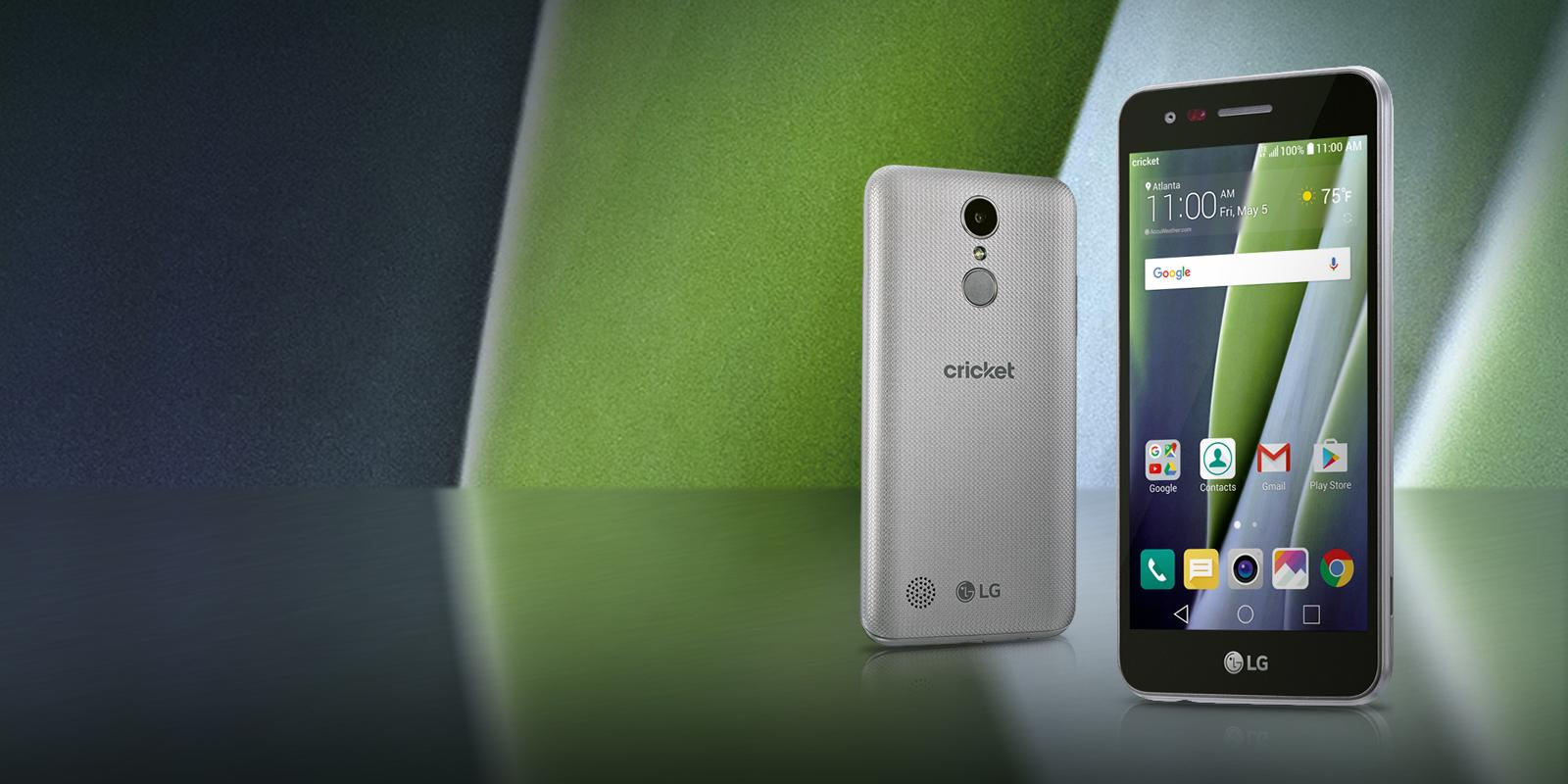 Cricket Phones by LG: View LG Cricket Wireless Phones   LG USA
