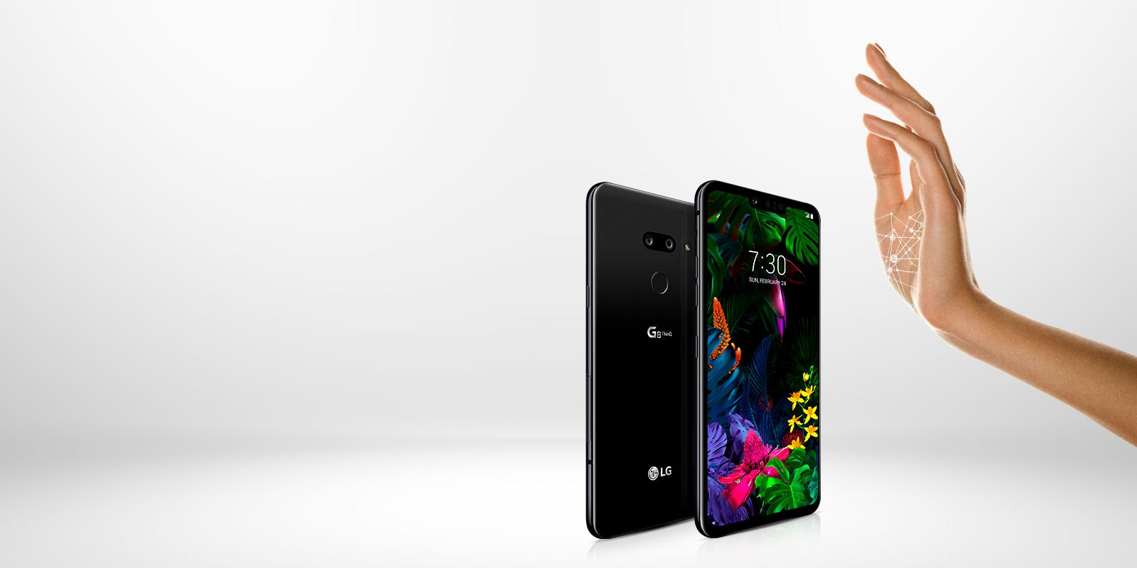 e7c7fa0212 LG G8 ThinQ™ - A New Way To Interact