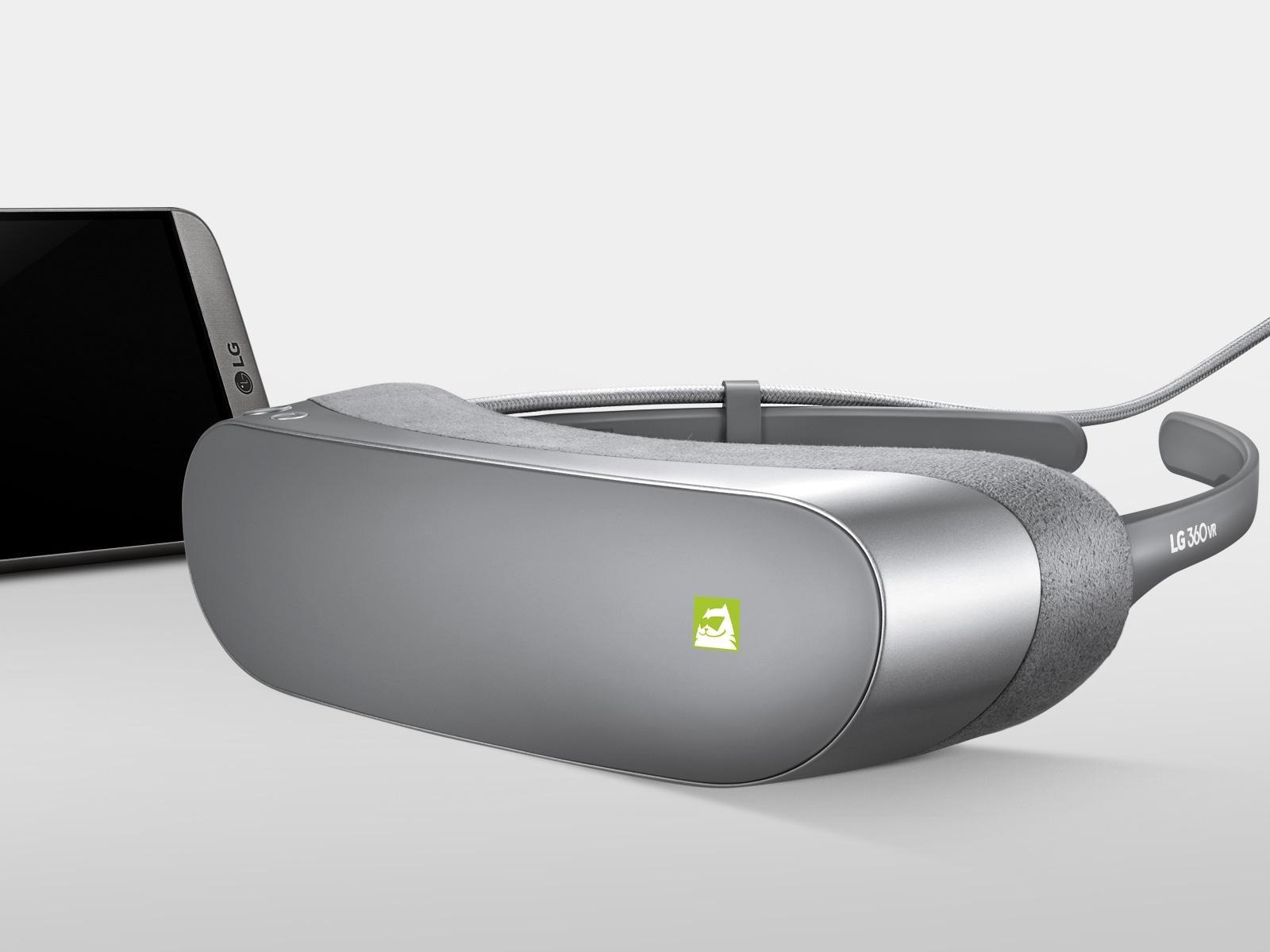מפוארת LG 360 Virtual Reality (VR) Headset - LG G5 | LG USA AJ-76