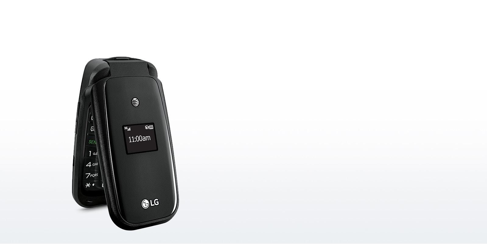 LG B470 | AT&T Prepaid