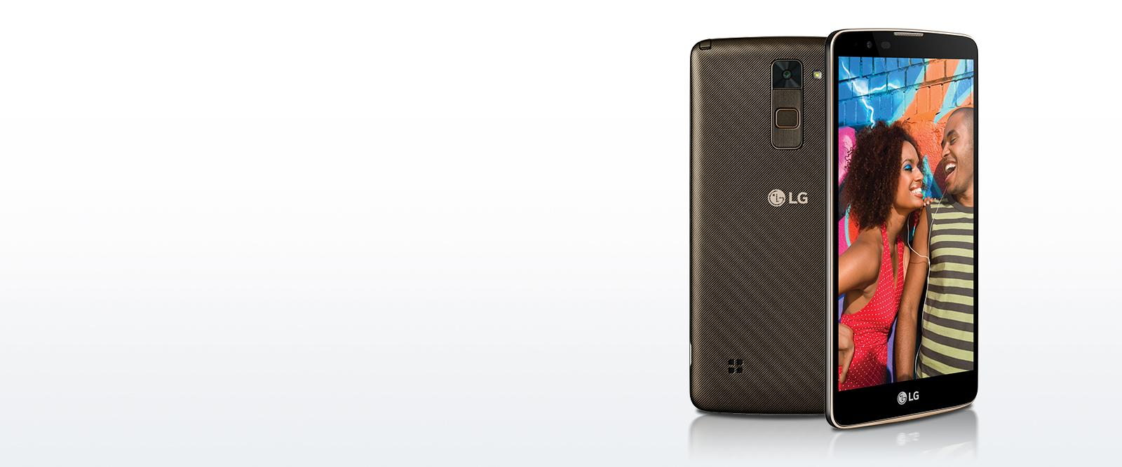 LG Stylo™ 2 Plus Smartphone (K550) for T-Mobile