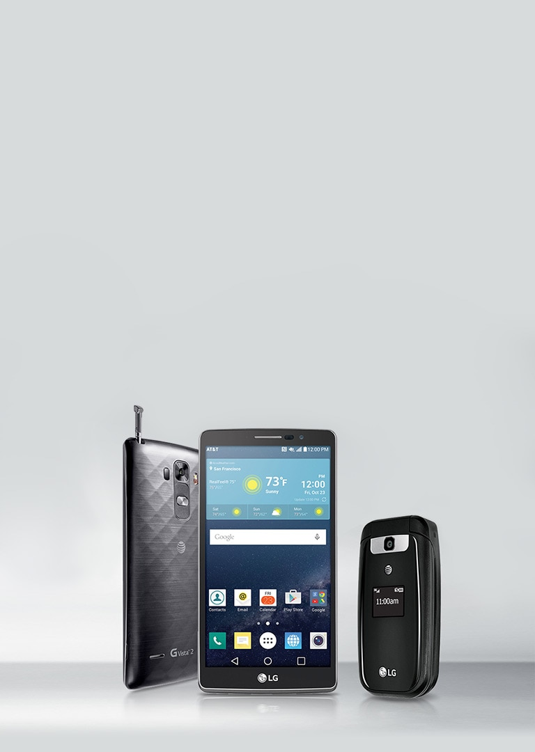 AT&T Low-Cost Phones2